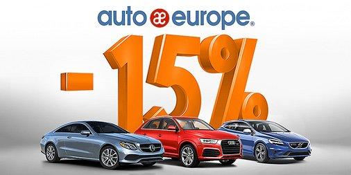 Autoeurope discount code