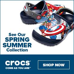 super popular 074cd f1caf 50% Crocs ecco il codice sconto