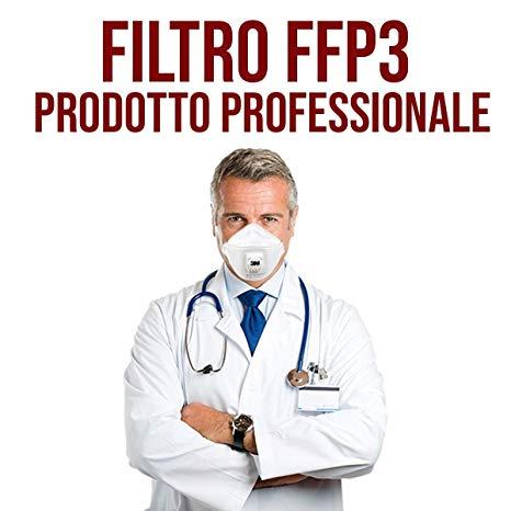 mascherina ffp3 m3