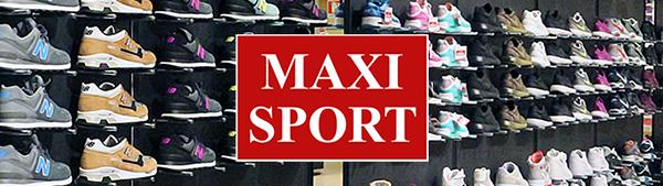 30% Maxi Sport codice promozionale sconto