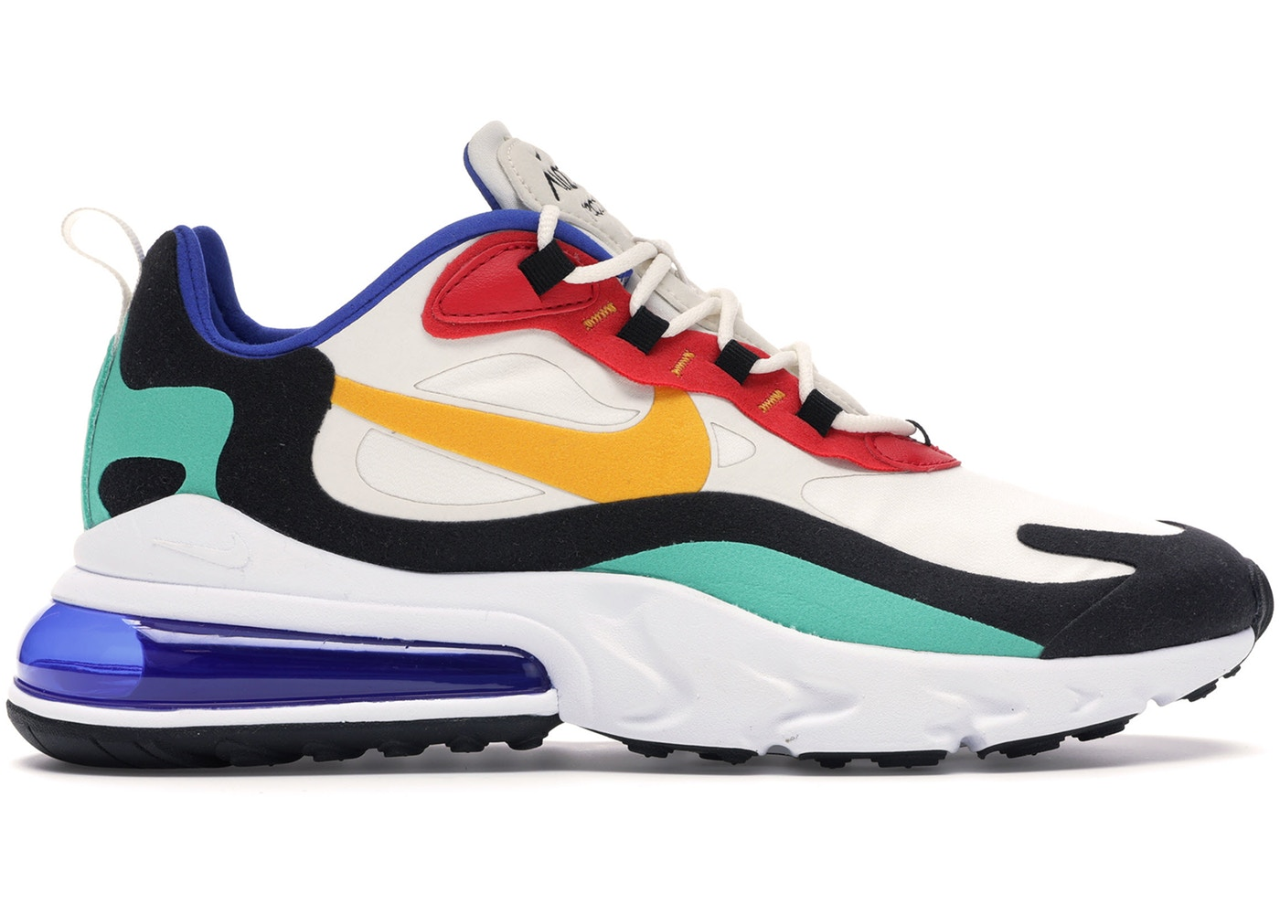 air max 270 react uomo zalando