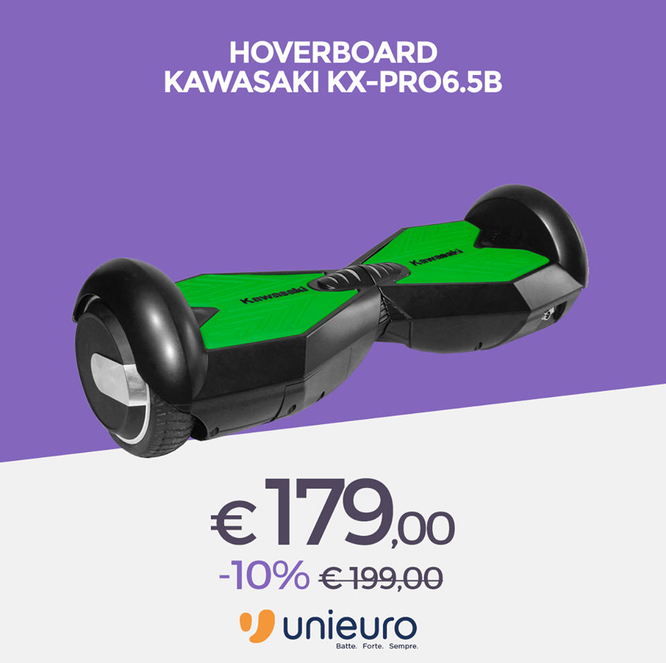 unieuro sconto overboard